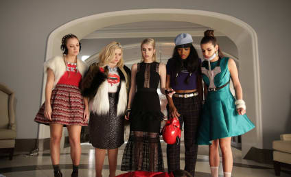 TV Ratings Report: Scream Queens Goes Out With A Whimper