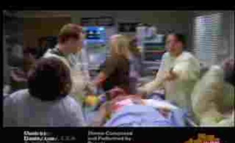 Grey's Anatomy Season Five Finale Promo