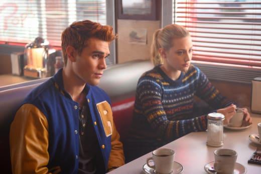 Archie Is Concerned - Riverdale