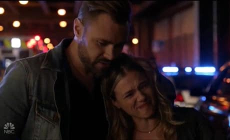 Upton and Ruzek - Chicago PD Season 6 Episode 2