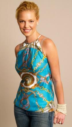 Katherine Heigl: Famous and Happy