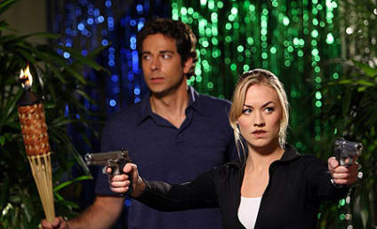 "Chuck Review: ""Chuck vs. the Three Words"""