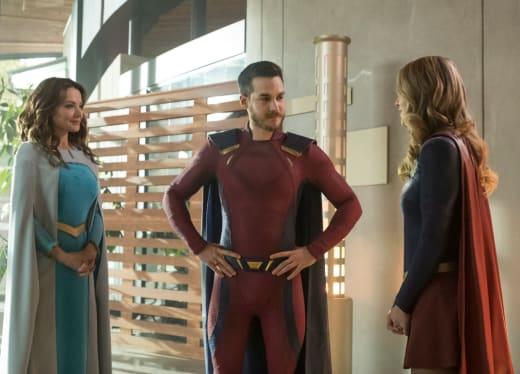 Alura is Back - Season 3 Episode 20 - Supergirl