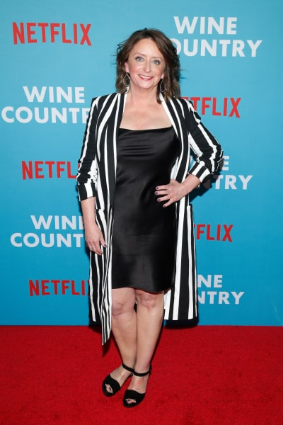 Rachel Dratch Attends Wine Country Premiere