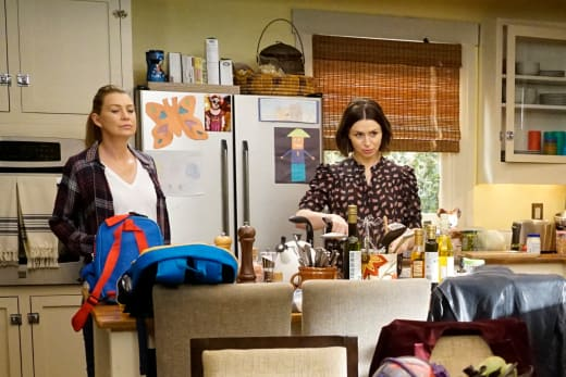 The Rebellious Duo  - Grey's Anatomy Season 16 Episode 1