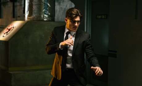 Richard Gecko - From Dusk Till Dawn Season 3 Episode 5