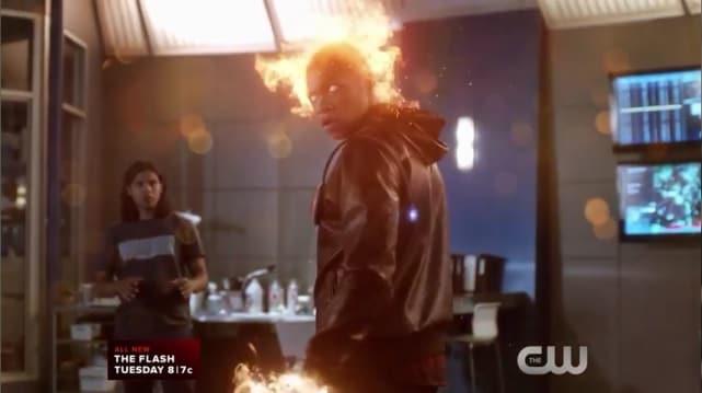 The New Firestorm