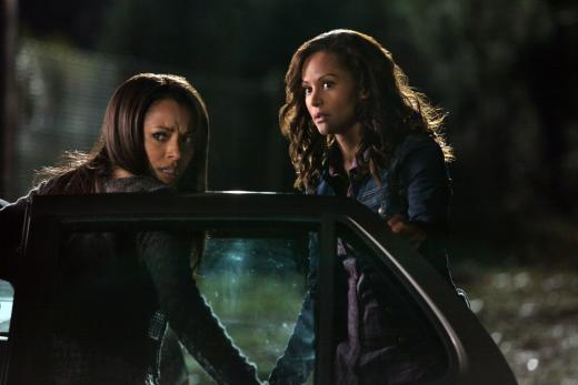 Bonnie and Mother