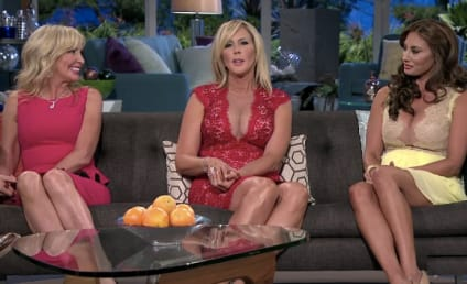 The Real Housewives of Orange County Review: The Heart of the Matter