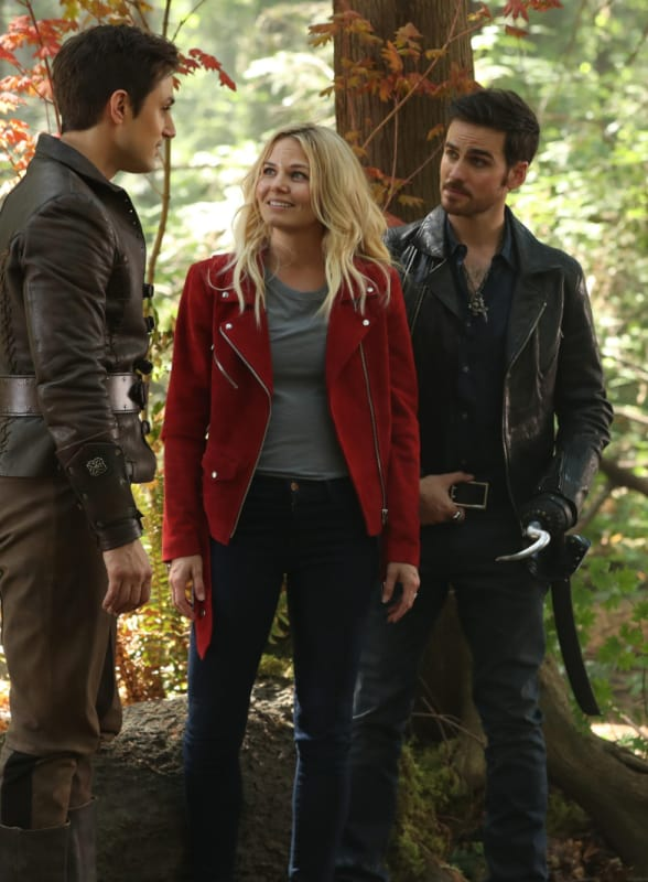A Reunion - Once Upon a Time Season 7 Episode 2
