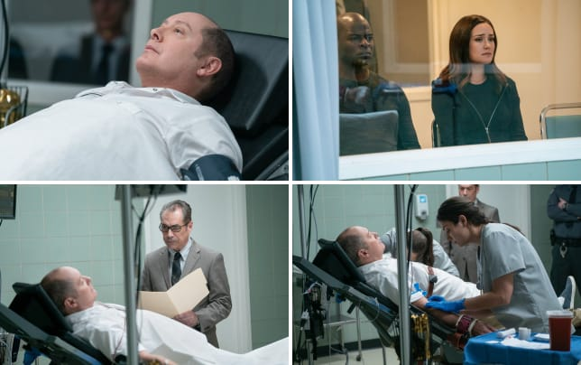 Is time up for red the blacklist s6e11