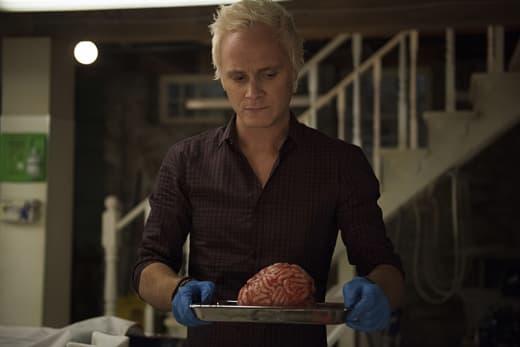Blaine and Brains - iZombie Season 2 Episode 6