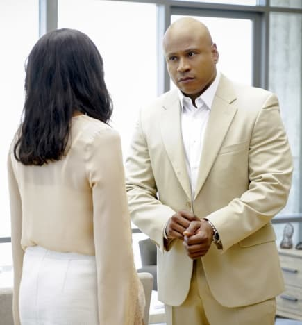 Undercover Role - NCIS: Los Angeles