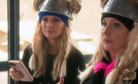 A Trip to Iceland - The Real Housewives of Orange County