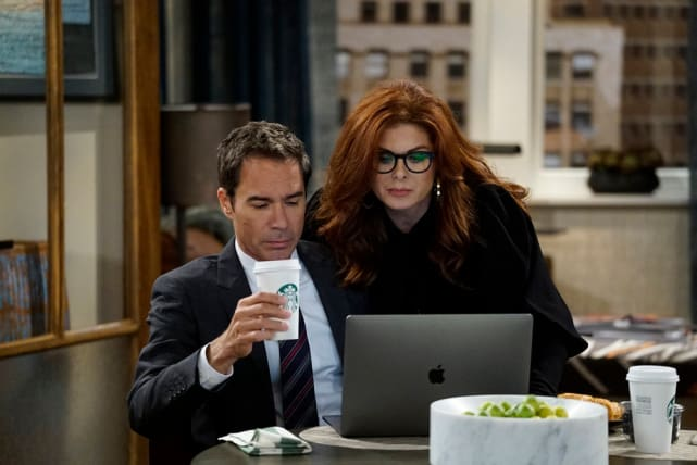 Checking Things Out - Will & Grace Season 9 Episode 1