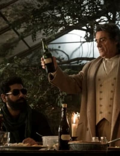 Wednesday's Toast - American Gods Season 2 Episode 7