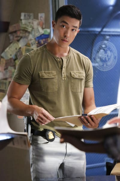 Daniel Henney as Agent Matt Simmons - Criminal Minds: Beyond Borders