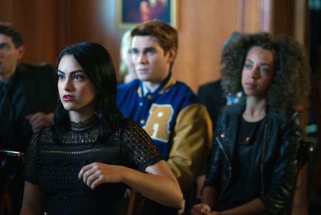Did That Just Happen? - Riverdale Season 1 Episode 5