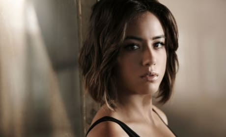Chloe Bennet as Agent Daisy Johnson - Agents of S.H.I.E.L.D.