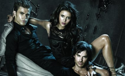 The Vampire Diaries Promo Pics: Released, Sexy