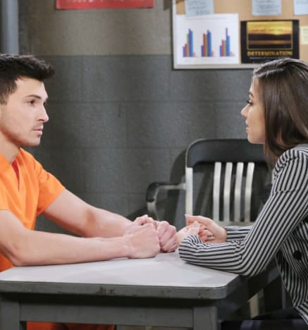 (TALL) His Final Appeal - Days of Our Lives