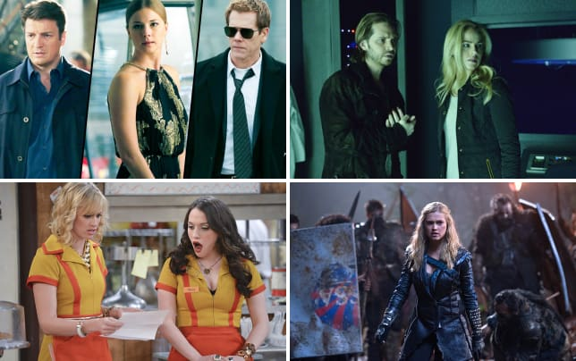 Find the fate of your favorite shows