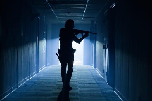Need A Light? - The Walking Dead Season 8 Episode 2