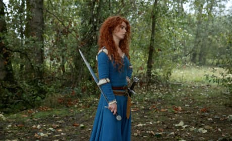 Merida's Back - Once Upon a Time Season 5 Episode 5