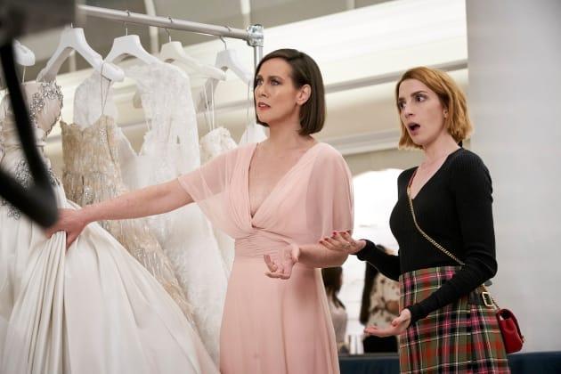 Wedding Dress Shopping - Younger