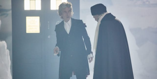 First doctor returns doctor who season 10 episode 13