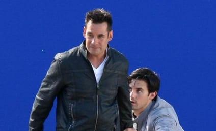 Heroes Set Shot: The Petrelli Brothers Take Flight