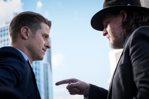 Argument - Gotham Season 4 Episode 7