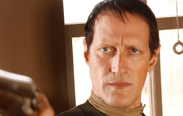 Christopher Heyerdahl on Hell on Wheels