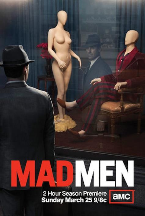 Mad Men Season Five Poster
