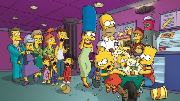 All The Simpsons
