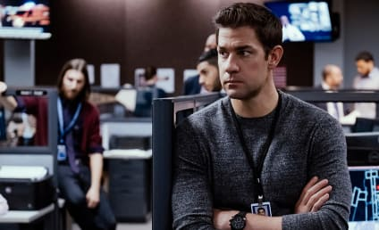 Jack Ryan Review: John Krasinski and Action in Short Supply