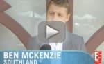 Benjamin McKenzie Interview