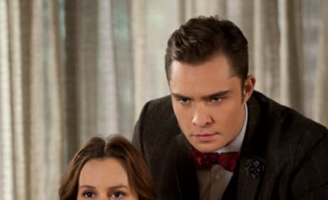 Chuck and Blair at Thanksgiving