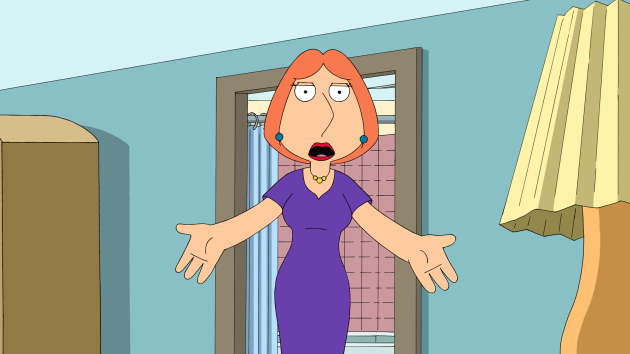 Lois Is Allergic - Family Guy