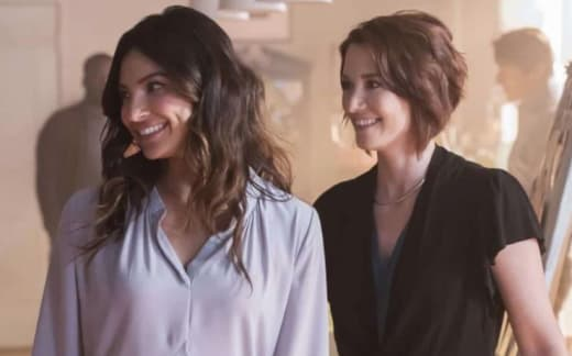 Sanvers Wedding Shower! - Supergirl