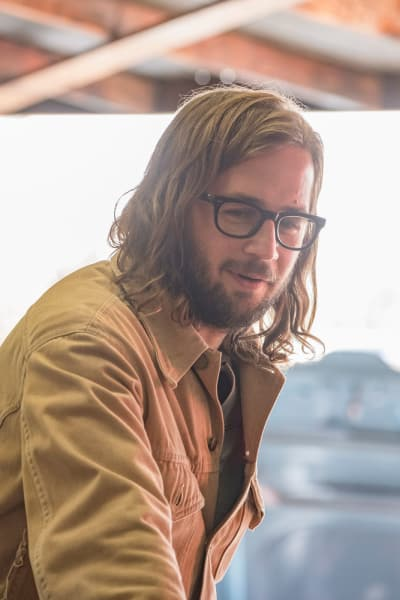 Nicky - This Is Us Season 3 Episode 4