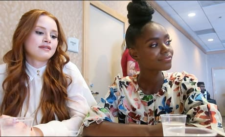 Riverdale: Madelaine Petsch and Ashleigh Murray Tease Season 2!!