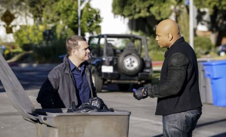 The Mole Strikes Again - NCIS: Los Angeles