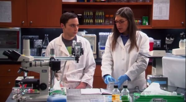 Amy Farrah Fowler - The Big Bang Theory
