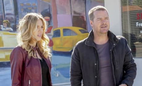 Date Night - NCIS: Los Angeles Season 8 Episode 17