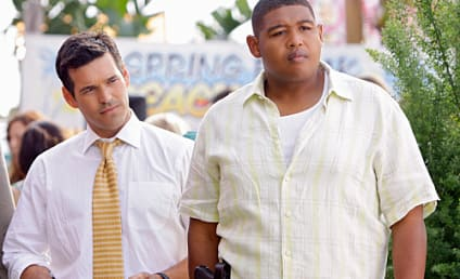 Omar Miller on New Season of CSI: Miami: No More Taking Names!