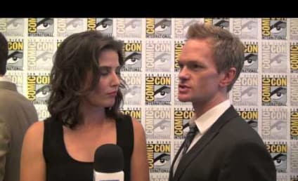 Neil Patrick Harris and Cobie Smulders Talk HIMYM Season 9, End of the Emotional Journey