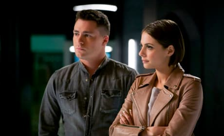 Till Next Time Speedies - Arrow Season 6 Episode 16