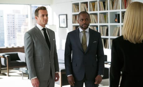 Here to Stay - Suits Season 8 Episode 1