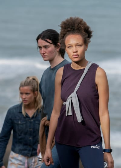Rachel Leads on the Island